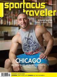 Spartacus Traveler issue Juli– September 2017