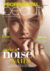 Professional Beauty August 2017 issue Professional Beauty August 2017