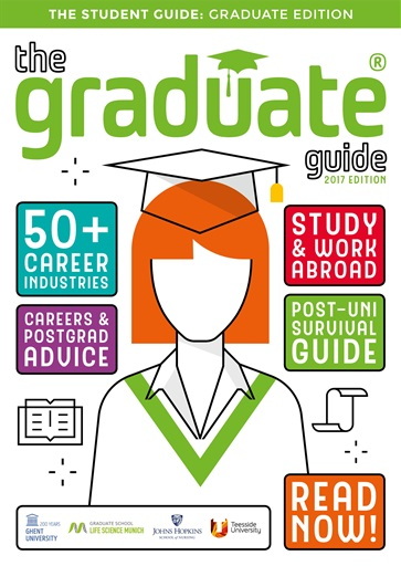 The Graduate Guide Digital Issue