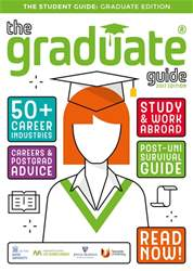 The Graduate Guide 2017 issue The Graduate Guide 2017
