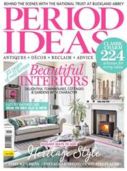 Period Ideas Magazine Cover