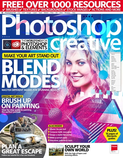 Photoshop Creative Preview