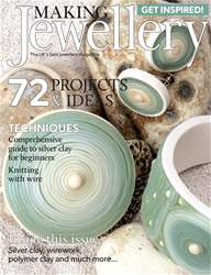 Making Jewellery issue August 2017