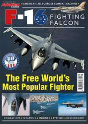 Aviation Classics issue Bookazine - F-16 Fighting Falcon