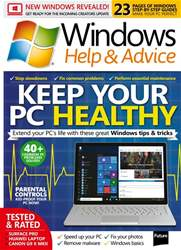 Windows Help & Advice issue August 2017