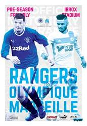 Rangers vs Olympique Marseille issue Rangers vs Olympique Marseille