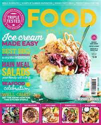 Food To Love Magazine Cover