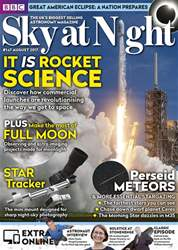 BBC Sky at Night Magazine issue August 2017