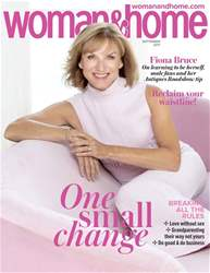 Woman & Home issue September 2017