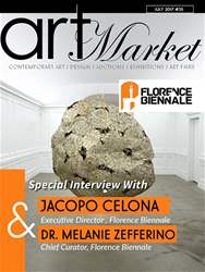 Art Market Magazine issue Art Market Magazine