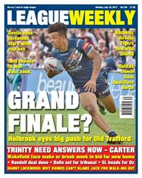 League Weekly issue 784