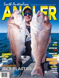 South Australian Angler (SA Angler) issue SA Angler Aug Sep 17
