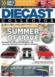 Diecast Collector issue September 2017