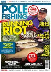 Pole Fishing Magazine Cover