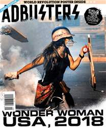 AB 133: Wonder Woman USA, 2018 issue AB 133: Wonder Woman USA, 2018