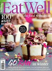 Eat Well #13 2017 issue Eat Well #13 2017