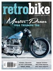 Retrobike issue RCBE#27 WINTER 2017