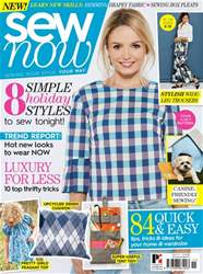 Sew Now 11 issue Sew Now 11
