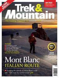 Trek & Mountain Magazine issue Jul-Aug 17