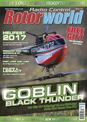 Radio Control Rotor World issue 131 September 2017