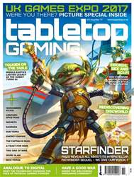 Tabletop Gaming issue Issue Eleven