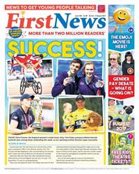 First News Issue 580 issue First News Issue 580