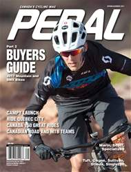 Pedal Magazine issue Spring/Summer 2017