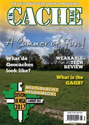 UK Cache Mag issue Issue 31