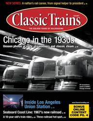Classic Trains issue September 2017