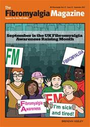 Fibromyalgia Magazine September 2017 issue Fibromyalgia Magazine September 2017