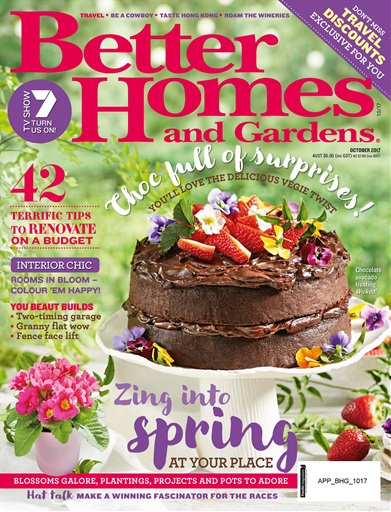 Better Home And Gardens Better Homes And Gardens Magazine