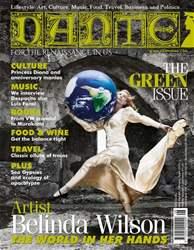 Dante Magazine Cover