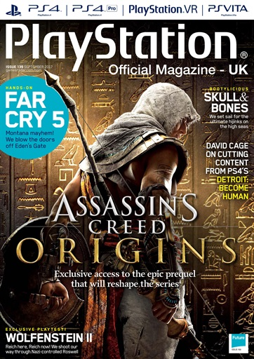 playstation official magazine uk edition september 2017