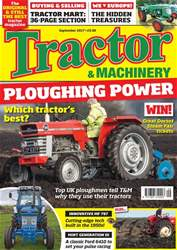Vol. 23 No. 11 Ploughing Power issue Vol. 23 No. 11 Ploughing Power