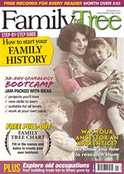 Family Tree September 2017 issue Family Tree September 2017