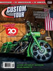 Custom Tour issue Automne 2017