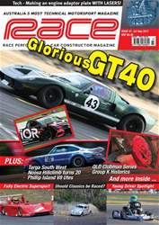 Race Magazine issue Issue 47