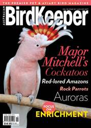 BirdKeeper Vol 30 Iss 10 issue BirdKeeper Vol 30 Iss 10