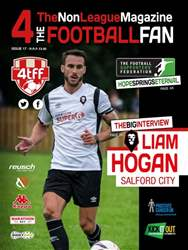 4TheFootballFan issue Issue 17