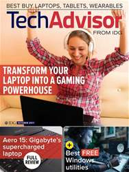 Tech Advisor Magazine Cover
