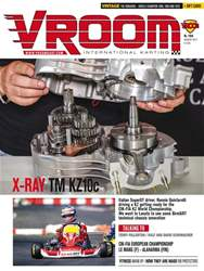 Vroom International issue n. 194 August 2017