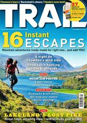 Trail Magazine Cover