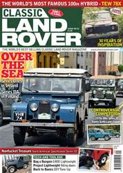Classic Land Rover Magazine issue  September 2017