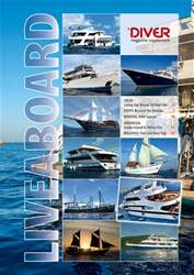 LIVEABOARD 2017 Supplement issue LIVEABOARD 2017 Supplement