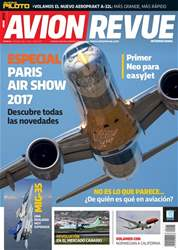 Avion Revue Internacional España issue Número  422