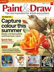 Paint & Draw issue August 2017