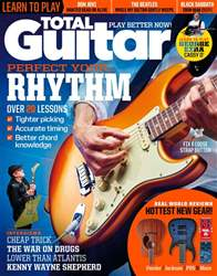 Total Guitar issue Summer 2017