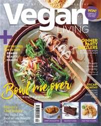 Vegan Living issue September 2017