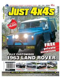 Just 4x4s Issue 264 Feb 12 issue Just 4x4s Issue 264 Feb 12