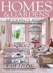 Homes & Gardens issue September 2017